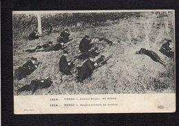 Belgique / Militaria / Soldats Belges En Action / Grande Guerre 1914/17 - België