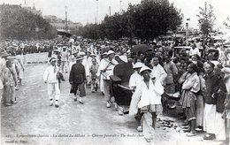 Enterrement Chinois - La Chaise Du Défunt En 1906 - Chine