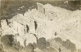 Pays  Div.-ref R537- Syrie - Syria - Carte Photo - Photo Postcard - Vue Aerienne - Aerial View - - Syrie