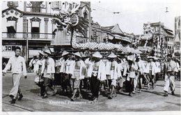 Shanghaï - Funéral Procession - Chine