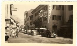 ALLEMAGNE -- ( ALSDORF ) Rue Principale - Hotel Lowen( Photo: Format 12 X 7.5 ) - Lieux