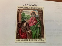 France Art Painting Maitre De Moulins Mnh 1972 - France