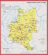 Equipement électrique De La Russie Et Du Caucase. URSS. Encyclopédie De 1970. - Vieux Papiers