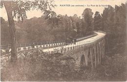 Dépt 44 - LA CHAPELLE-SUR-ERDRE - Le Pont De La Verrière - Phototypie Vassellier, Nantes N° 387 - Altri Comuni