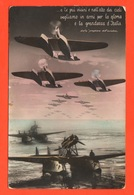 Aeroplani Aerei Idrovolanti  SIAE Marchetti In Volo Ali D'Italia.... - 1919-1938: Fra Le Due Guerre