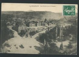 Besançon - Les Bains à Vol D'oiseau Gan54 - Besancon