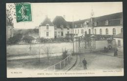 Semur. Hopital. Séjour De La Marquise Du Chatelet Et De Voltaire     Gan59 - Semur