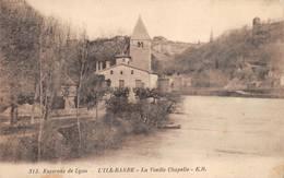 Lyon 9 Saint Rambert Ile Barbe Et Caluire Chapelle - Lyon 9