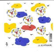 France 2015 Bloc Feuillet N° 136 Neuf Saint Valentin JC De Castelbajac - Blocs & Feuillets