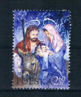 Polen 2003 Weihnachten Mi.Nr. 4086 Gestempelt - 1944-.... Republik