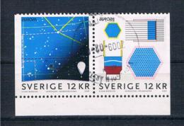 Schweden 2009 Europa Mi.Nr. 2687/88 Gestempelt - Gebraucht