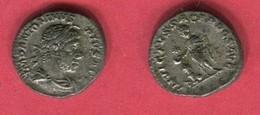 CARACALLA     ( C 597) TB+ 40 - 4. Les Sévères (193 à 235)