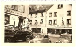 SUISSE  --  ( Uri )  WASSEN - Centre Du Village - Hotel Gemsbock ( Photo: Format 12 X 7.5 ) - Lieux