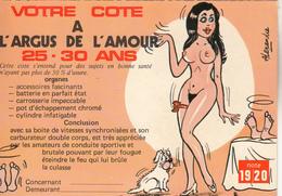 """ALEXANDRE  """" VOTE COTE  A L'ARGUS DE L'AMOUR 25 - 30 ANS """" - Alexandre"""