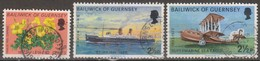 Guernsey 1972-73 Selezione 3v (o) - Guernesey