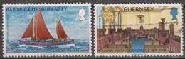 Guernsey 1974 Selezione 2v (o) - Guernesey