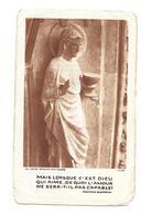 IMAGE PIEUSE...Ordination Sacerdotale De Michel HARDY, Prêtre à LA LANDE PATRY (61) En 1954...2 Scans - Images Religieuses