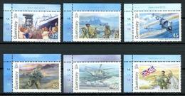 Guernsey MiNr. 1124-29 Eckrand Ol Postfrisch MNH Falklandkrieg (P2755 - Guernsey