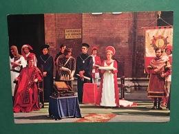 Cartolina Alba - Giostra Delle Cento Torri - Cerimonia Del Mattino - 1973 - Autres