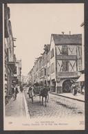CPA LA ROCHELLE-Vieilles Maisons De La Rue Des Merciers-Animée- - La Rochelle