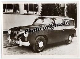 Autos Voitures Automobiles Cars - Photo Presse Originale - Break GOLIATH 6 P 700 Kombinationswagen - Automobiles