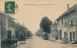 I56 - 38 - CHAMPIER - Isère - Quartier De La Cime - Autres Communes
