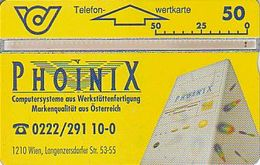 Austria 118 Computer Phoinix - 500A - Oesterreich