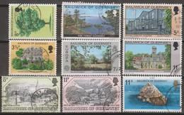 Guernsey 1975-1978 Selezione 9v (o) - Guernesey
