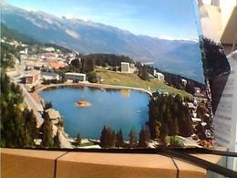 SUISSE SVIZZERA SWITZERLAND -SCHWEIZ MONTANA VERMALA  VB1970 HA7979 - VS Valais