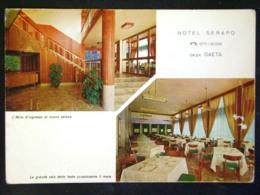 TOSCANA -LATINA -HOTEL RISORANTE GAETA -F.G. LOTTO N°451 - Latina