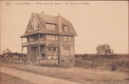 Koksijde Coxyde Bains Villas Dans Les Dunes Villas In De Duinen Villa De Krekel Et En Marthe (In Zeer Goede Staat) - Koksijde