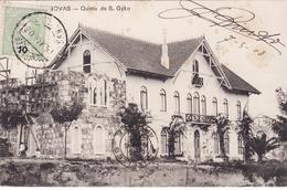 PORTUGAL TORRES NOVAS QUINTA  DE S GYAO 1908 - Santarem