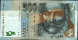SLOVAKIA - 500 Korun 10.07.2006 UNC P.46 - Slowakei
