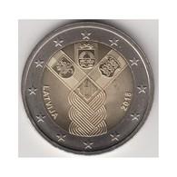 """Moneda 2€ 2018 Letonia """"Estados Bálticos"""" - Lettonie"""