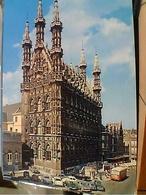 Leuven, Lovanio (Brabant Fl., Belgio) Stadhuis, Hotel De Ville N1975 HA7984 - Leuven