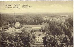 BOURG LÉOPOLD - CAMP DE BEVERLOO - Panorama - Algemeen Zicht - Leopoldsburg (Kamp Van Beverloo)