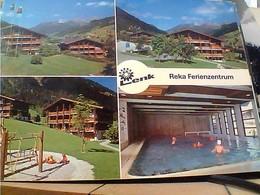 SUISSE SVIZZERA SWITZERLAND -SCHWEIZ LENK  VUES  REKA FERIENZENTRUM VB1981 HA7985 - BE Berne