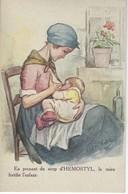 Lot De 6 CPA Illustrateur Signé Georges REDON - Publicite Sirop HEMOSTYL - Redon