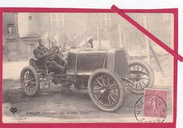 63-Coupe Gordon Bennett 1905 Organisée Par Les Frères Michelin-DINGLEY (Amérique) Sur Sa POPE TOLEDO -VOITURE ANCIENNE - Sport Automobile