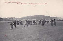 PAU  BILLERE         UN MATCH TRES INTERESSANT AU GOLF - Golf