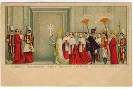 PAPA LEONE XIII  ROMA NOVISIMI SANTI INITIUM - Papi