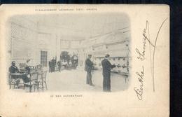 Antwerpen - Le Bar Automatique - Leonahard Tietz - 1902 - Antwerpen