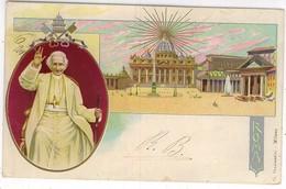 PAPA LEONE XIII  ROMA - Papi