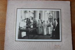 Guerre 1914 1918 Hotel  Cannes  Le Rapas Des Soldats  Hopital Du Carlton - Photos