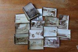 Bel Ensemble De Photos D'un Poilus Toutes Localisées Guerer 1914 1918  Dont Chars Vehicules  WWI - 1914-18