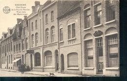Nieuwpoort - Marktstraat - 1920 - Nieuwpoort