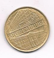 200 LIRE 1996  ITALIE /1424/ - 1946-… : République