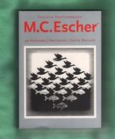 CP50 BLOC De CARTES POSTALES Complet  30 Cartes M C Escher  Format 16 X 11 Cm Env - Autres Illustrateurs