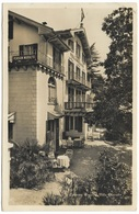 Locarno Pension Villa Murato Real Photo - 1928 - E Steinmann - TI Ticino
