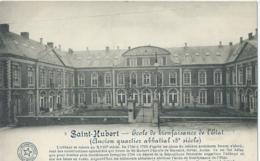 Saint-Hubert - 3 - Ecole De Bienfaisance De L'Etat - Saint-Hubert